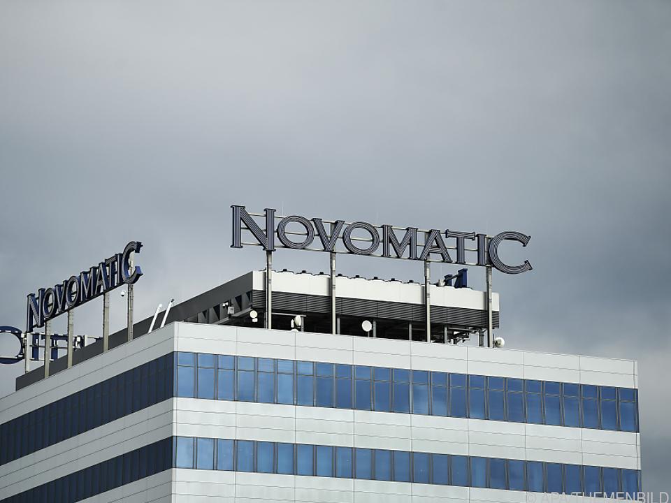 Novomatic schüttet für 2020 keine Dividende aus