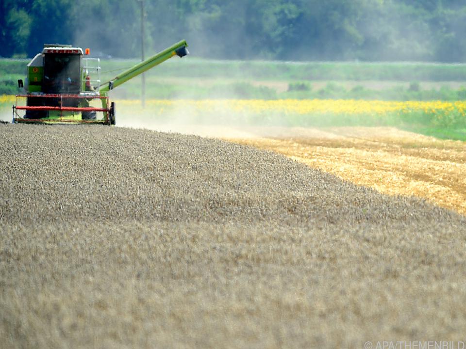 Österreichs Landwirtschaft hoch angesehen