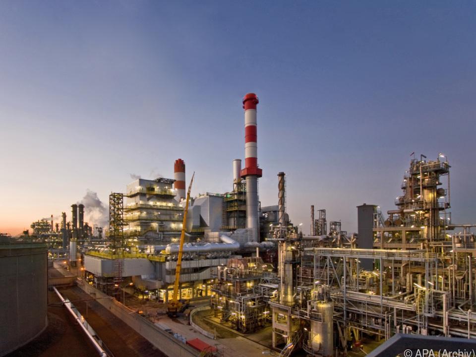 OMV will CO2-Ausstoß weiter senken