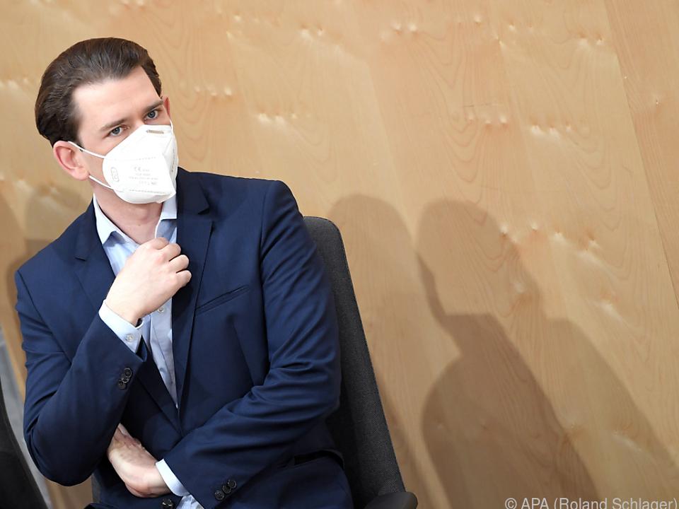 Opposition sieht Österreich wegen Kurz \