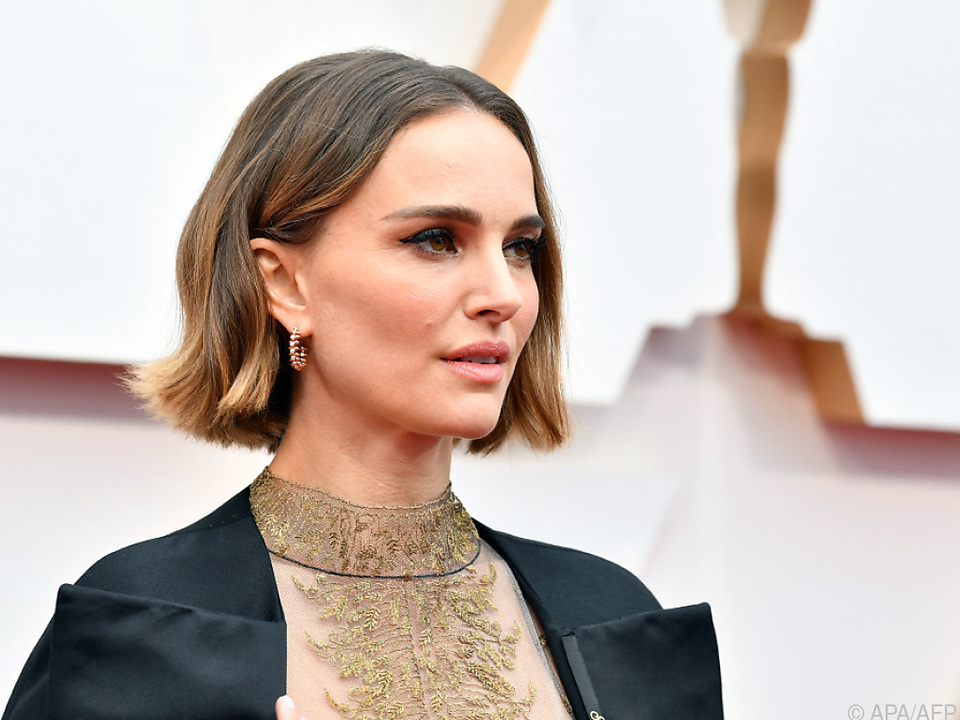 Oscar-Preisträgerin Natalie Portman (39)