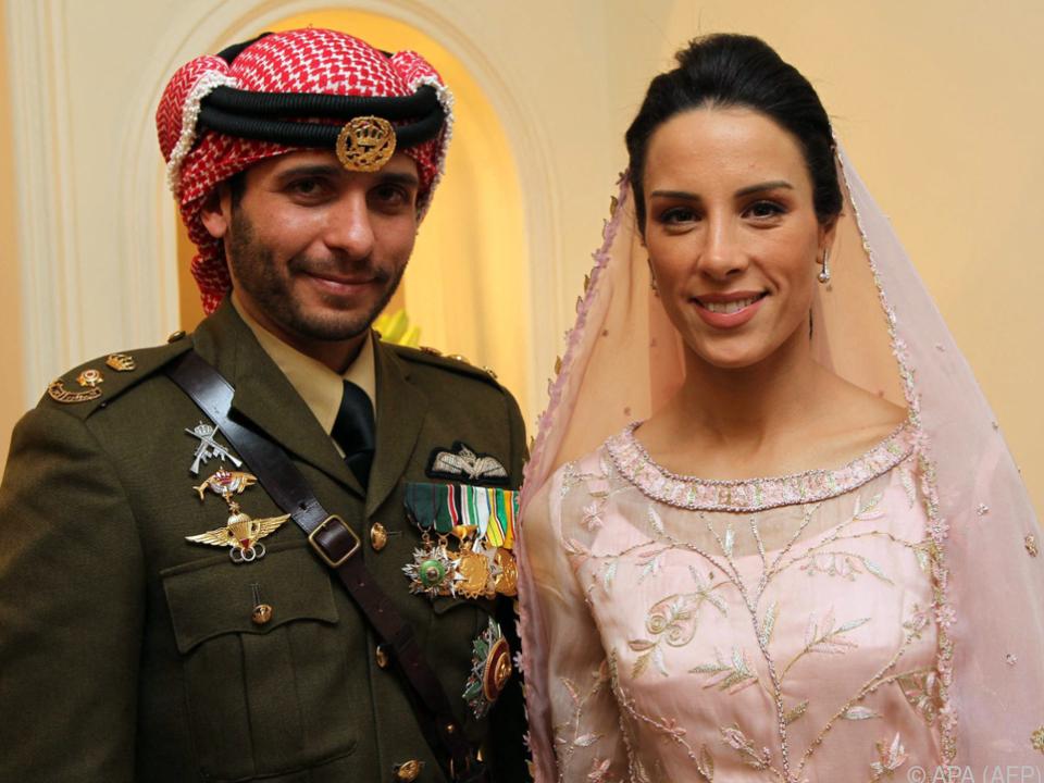Prinz Hamza, Halbbruder der Königs, soll Teil der Ermittlungen sein