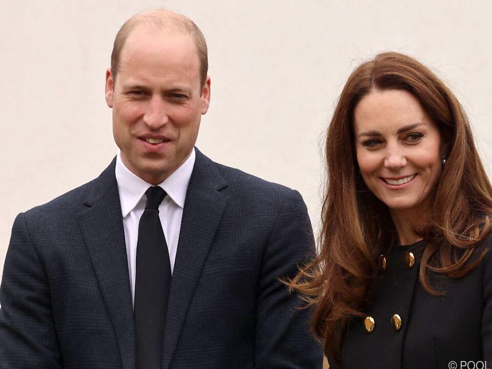 Prinz William setzt sich gegen Klimawandel ein