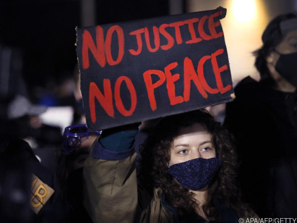Proteste nach Tod von jungem Afroamerikaner