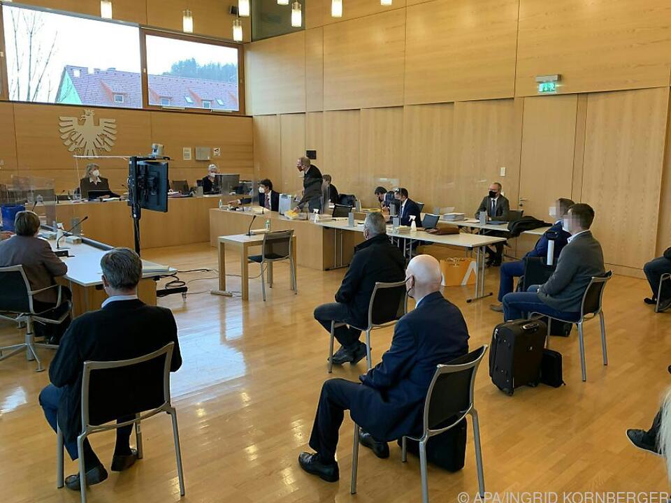 Prozess um Millionenbetrug begann in Leoben