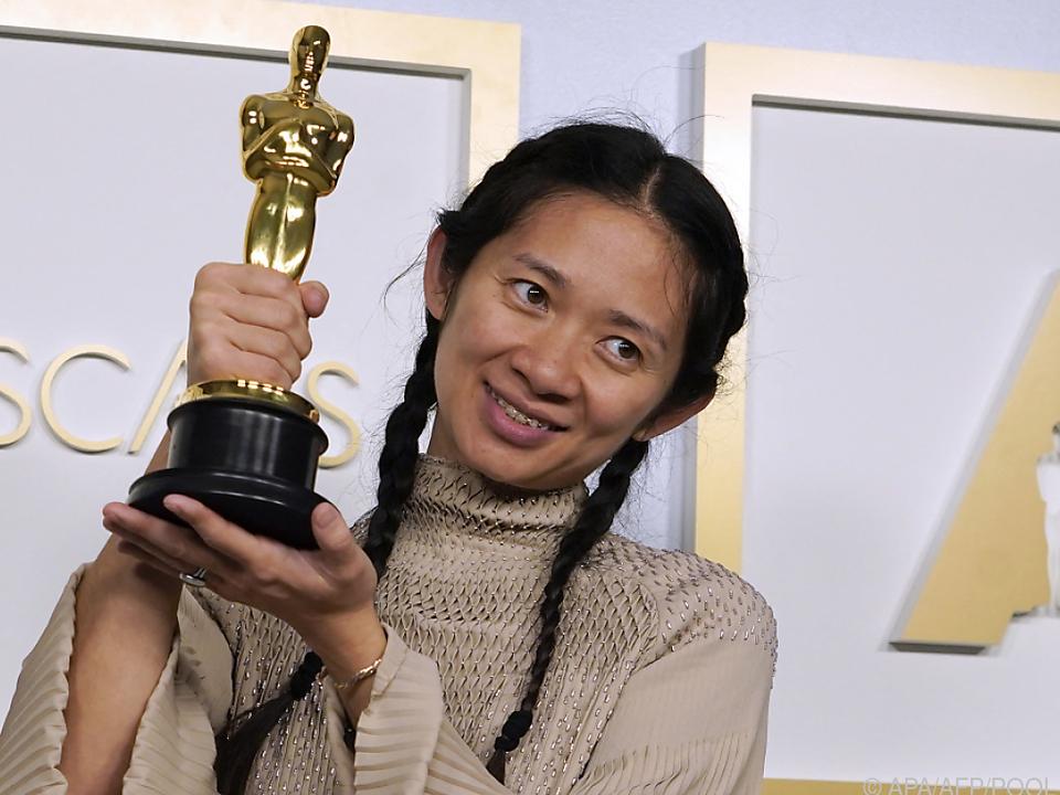 Regie-Oscar an die Favoritin Chloé Zhao