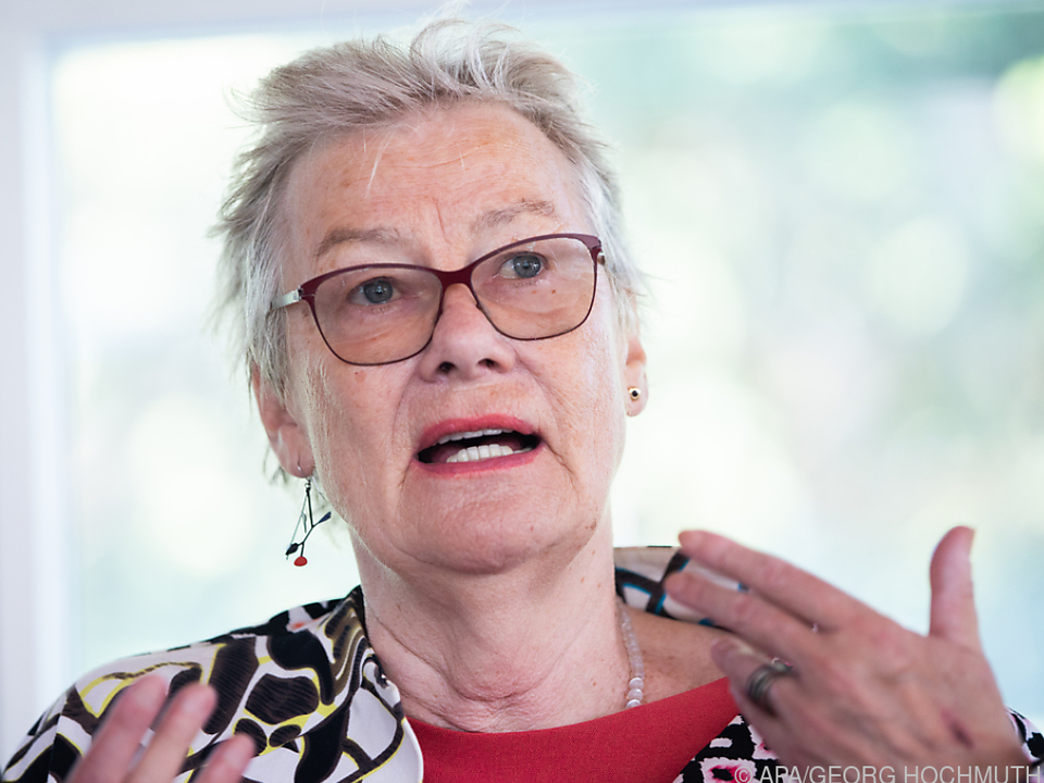 RSF-Österreich-Präsidentin Rubina Möhring sieht noch Handlungsbedarf