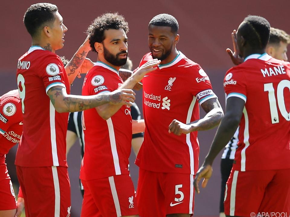 Salahs Führungstreffer reichte Liverpool nicht zum Sieg