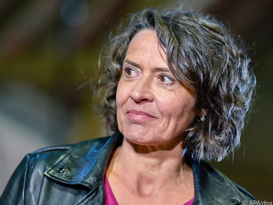 Schauspielerin Ulrike Folkerts macht einen Rückzieher