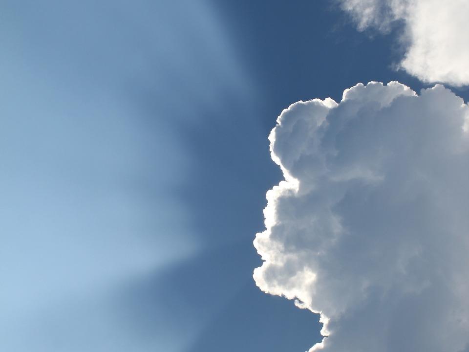 Himmel Wolken
