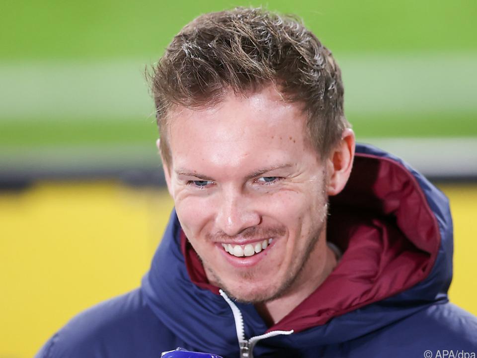 So sieht der neue Bayern-Trainer aus.