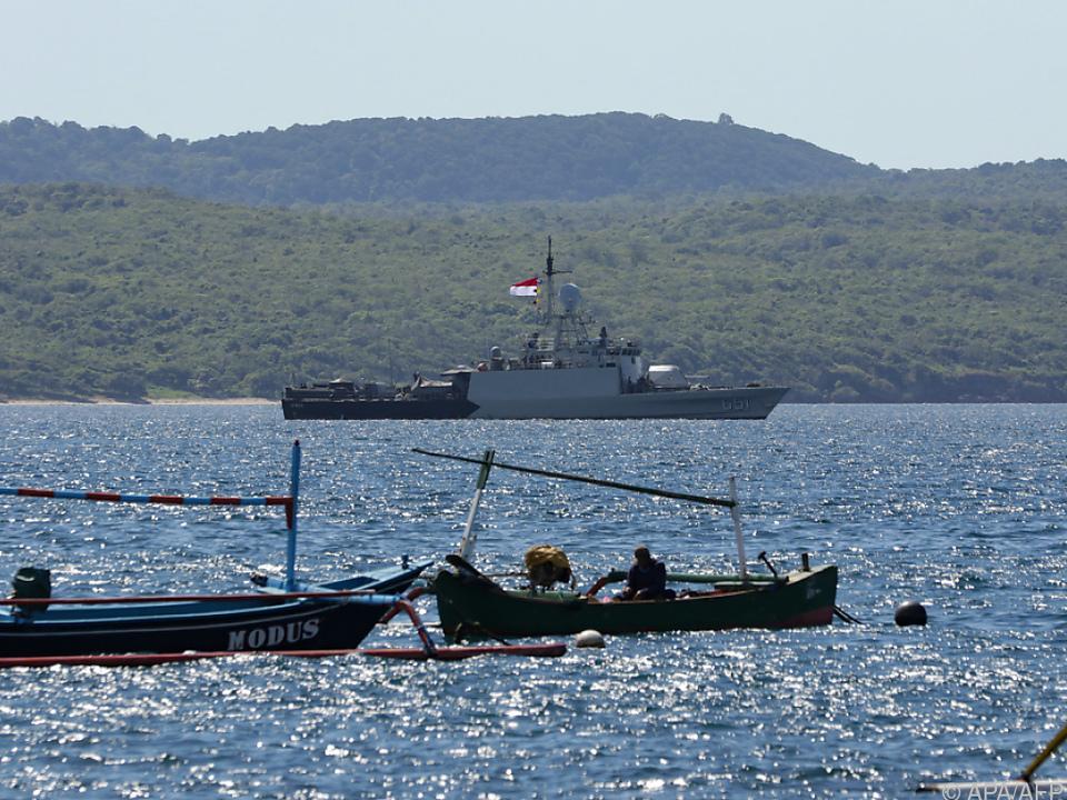 Suche nach U-Boot geht weiter