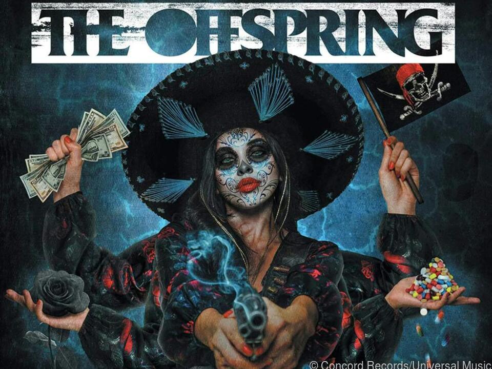 The Offspring veröffentlichen ihr zehntes Studioalbum