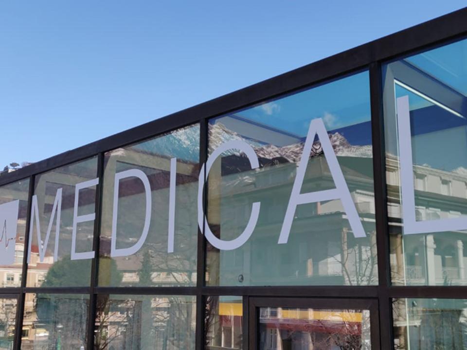 Therme Meran Medical Area