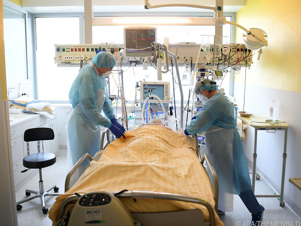 Untersucht wurden Daten von Beginn der Pandemie bis Februar 2021