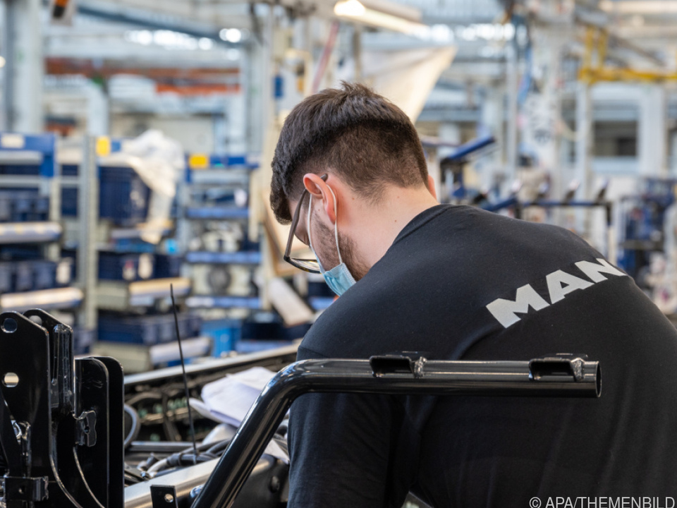 Weiter unsichere Zukunft für 2.300 Mitarbeiter bei MAN in Steyr