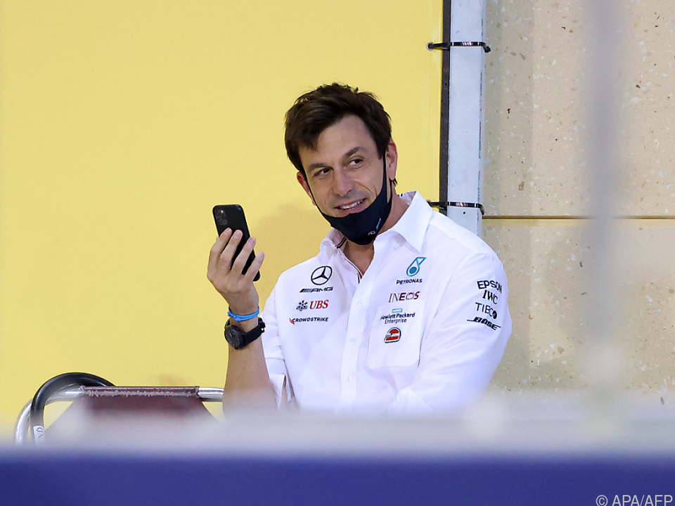 Wolff hofft, dass Mercedes in Imola schneller als in Bahrain ist