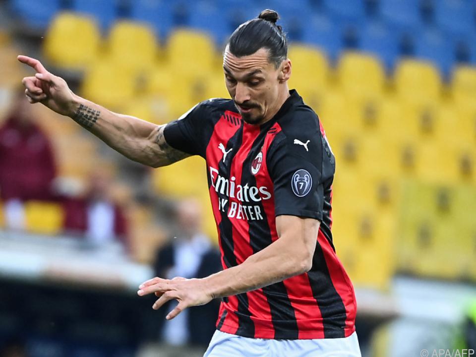Zlatan Ibrahimovic fiel abseits des Platzes negativ auf