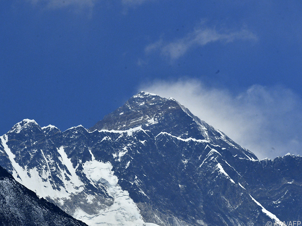 1. Saison-Tote am Mount Everest