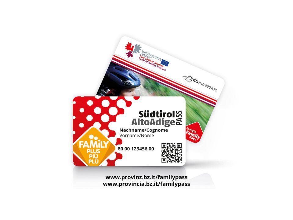 EuregioFamilyPass Südtirol