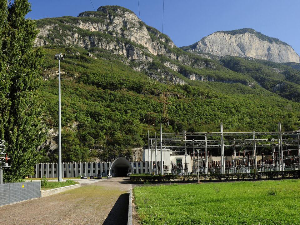 Kraftwerk St. Florian: Im Zeitraum 2020-22 stehen rund 3,5 Millionen Euro für Maßnahmen zur Aufwertung der Umwelt zur Verfügung. 1109684_Kraftwerk-St.-Florian