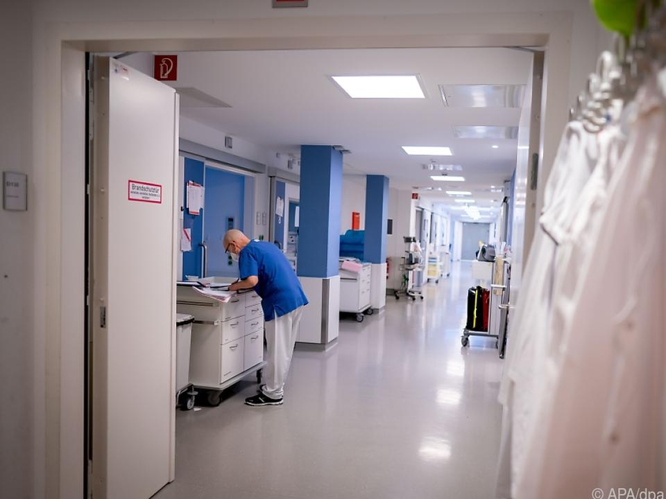 322 Corona-Patienten wurden intensivmedizinisch betreut