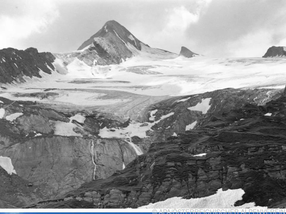 Akteure uneins über Gletscherschwund