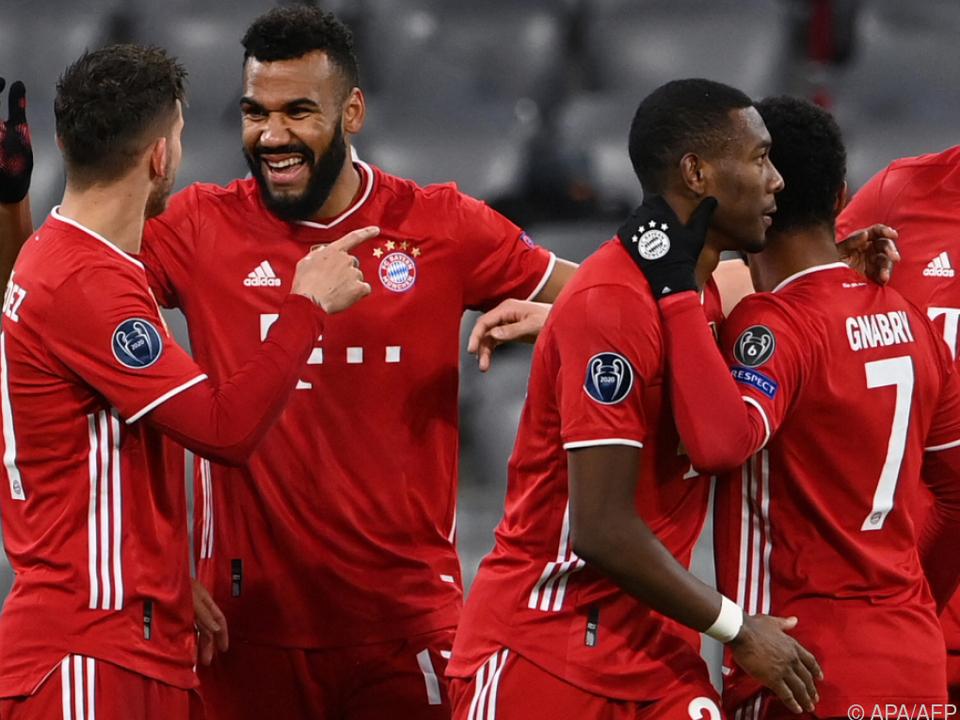 Alabas Karriere bei den Bayern neigt sich dem Ende zu