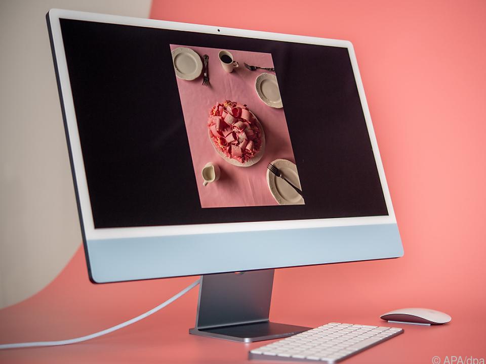 Mit dem neuen M1-Chip soll der iMac weniger Strom verbrauchen