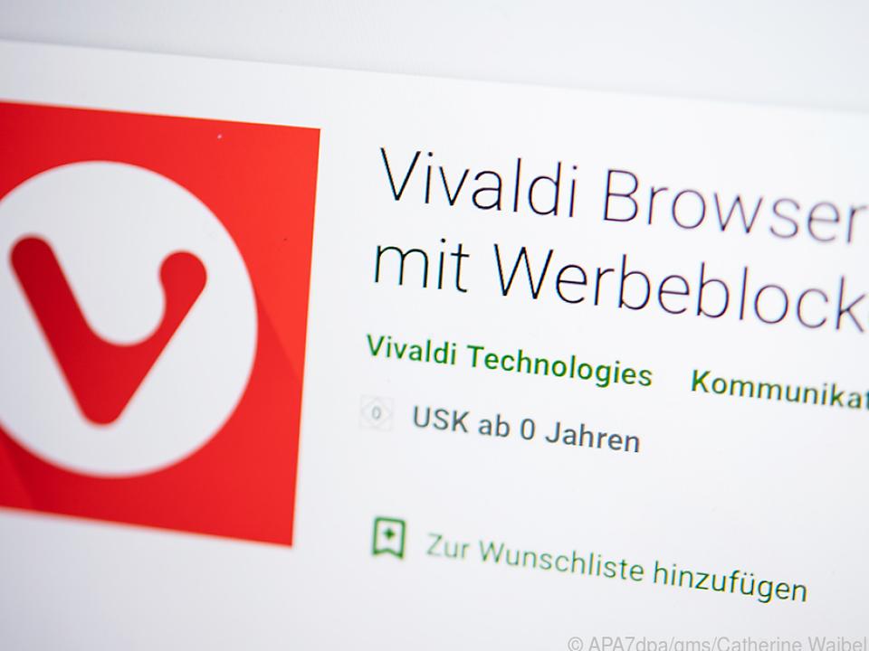 Auch auf Android-Smartphones will verbannt Vivaldi nun Cookie-Banner