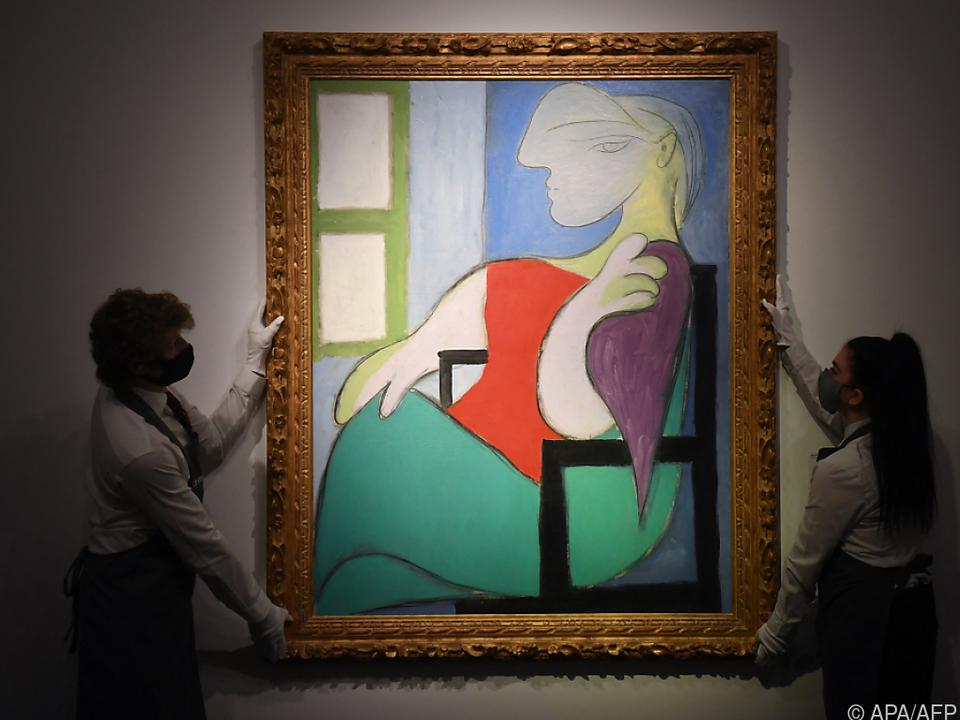 Bieterschlacht um Picasso-Bild in York
