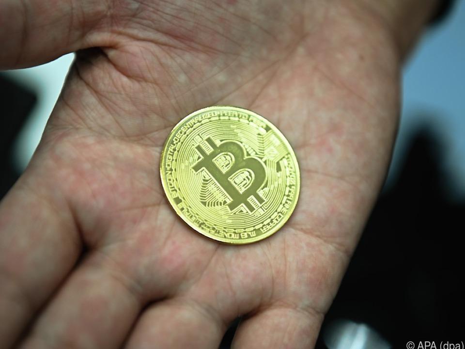 Bitcoin ist derzeit fast vier mal so wertvoll wie vor einem Jahr