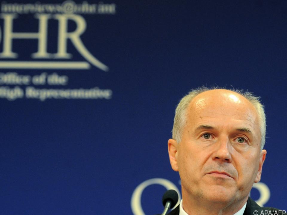 Bosnien-Beauftragter Inzko hat endlich einen Nachfolger