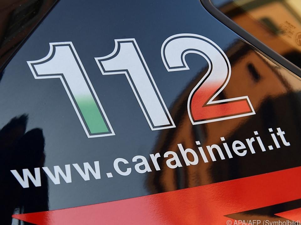 Carabinieri ließen sich nicht täuschen