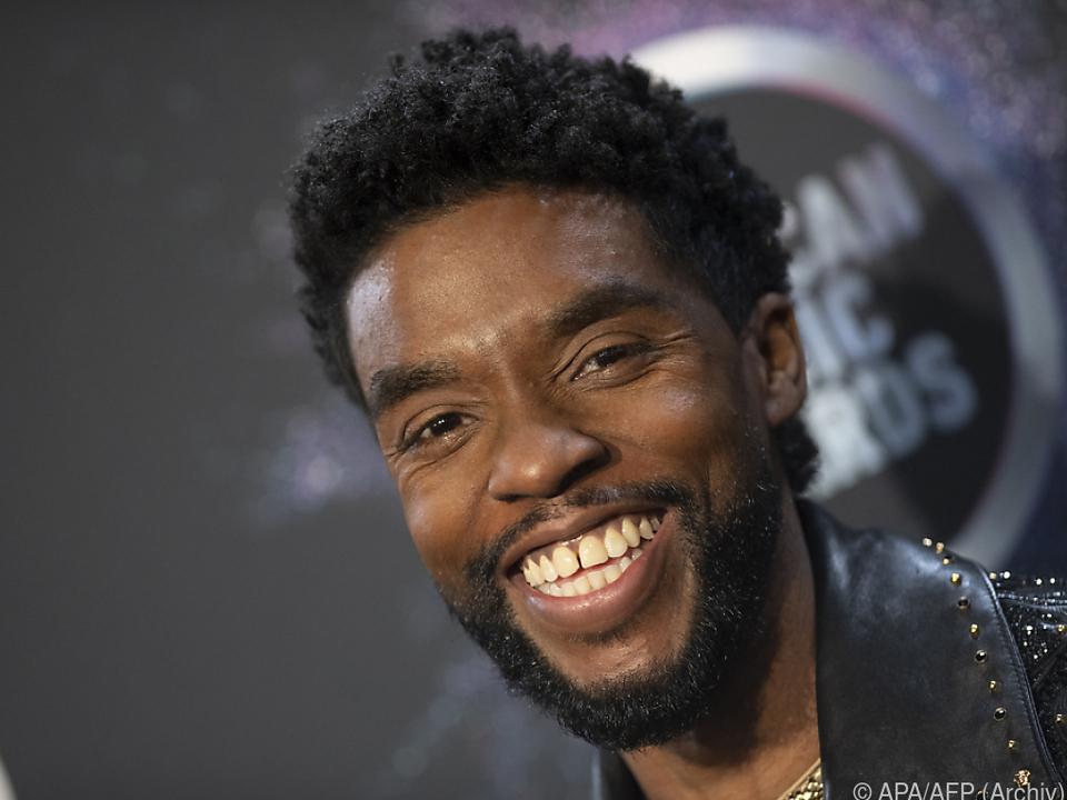 Chadwick Boseman hatte in Washington Filmregie studiert