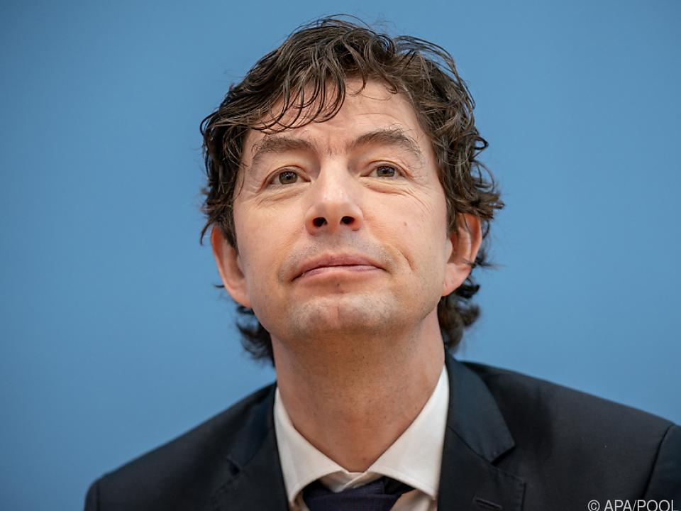 Christian Drosten darf sich über den Oberhummer-Award 2021 freuen