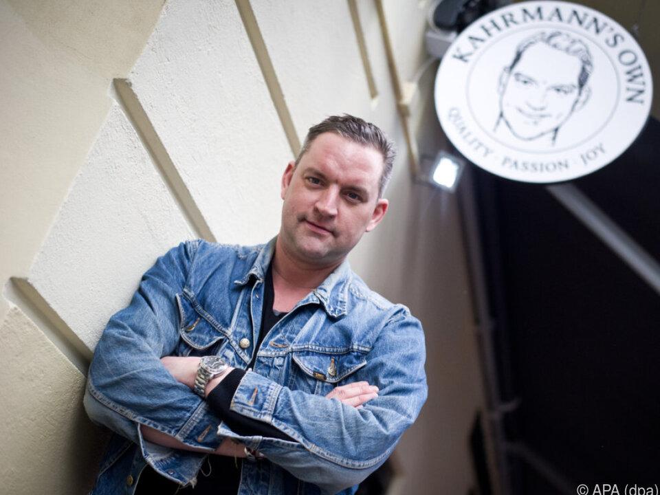Christian Kahrmann lag im künstlichen Koma
