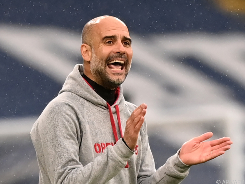City-Coach Guardiola weiß noch nicht, wo das CL-Finale steigt