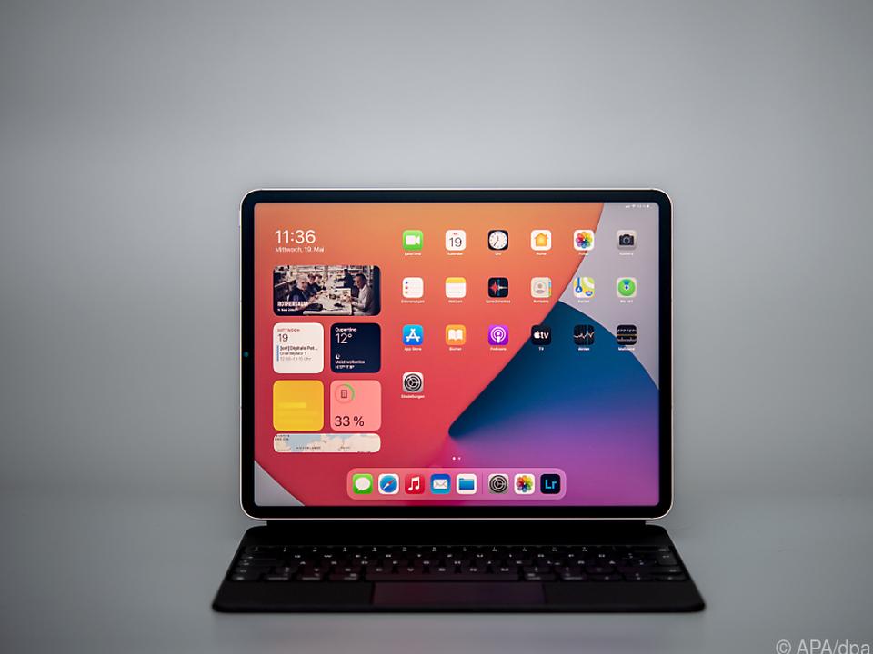 Das iPad Pro spielt in der gleichen Liga wie die neuesten Mac-Modelle