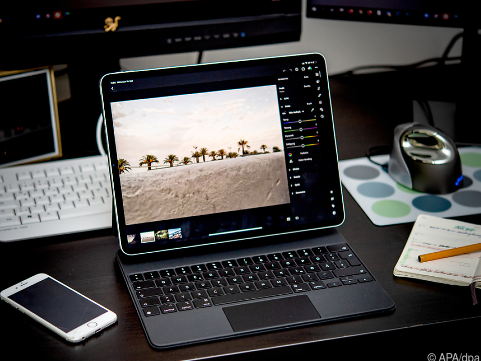 Für den täglichen Büroeinsatz braucht es eine Tastatur