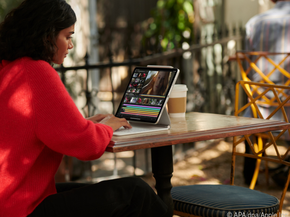 Das neue iPad Pro dürfte Begehrlichkeiten bei Kreativen wecken