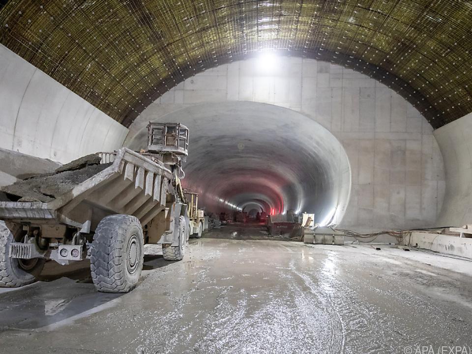 Der Bau des Brennerbasistunnels verzögert sich weiter