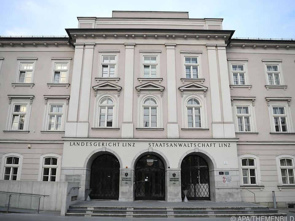 Der Prozess findet im Landesgericht Linz statt