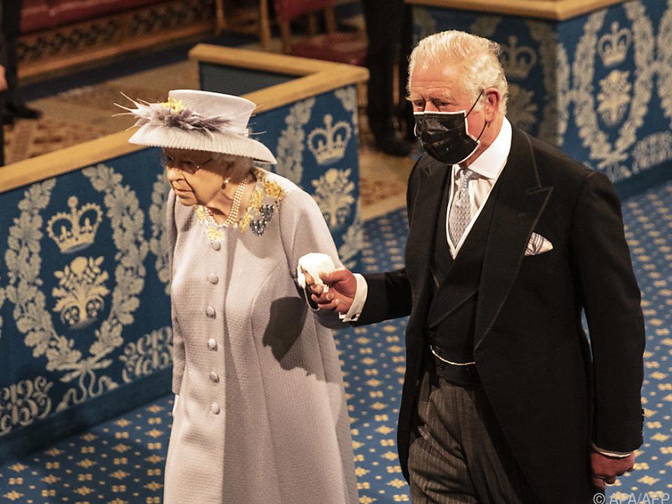 Die Anziehungskraft der Königsfamilie nimmt ab