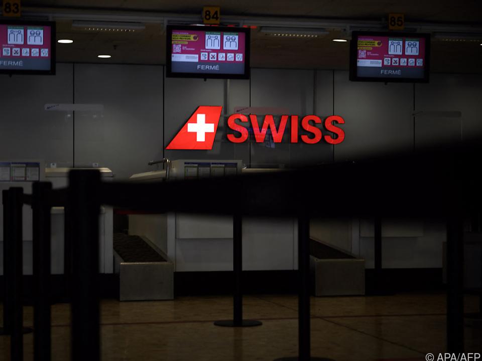 Die Swiss hofft einen starken Reisesommer