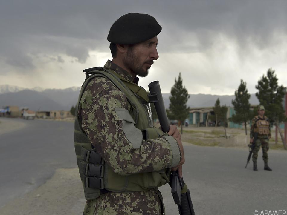 Die Unruhe unter den afghanischen Soldaten wächst