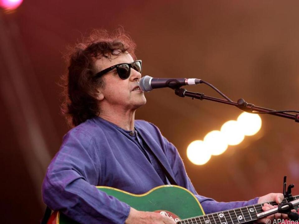Donovan beim Isle of Wight Festival 2007