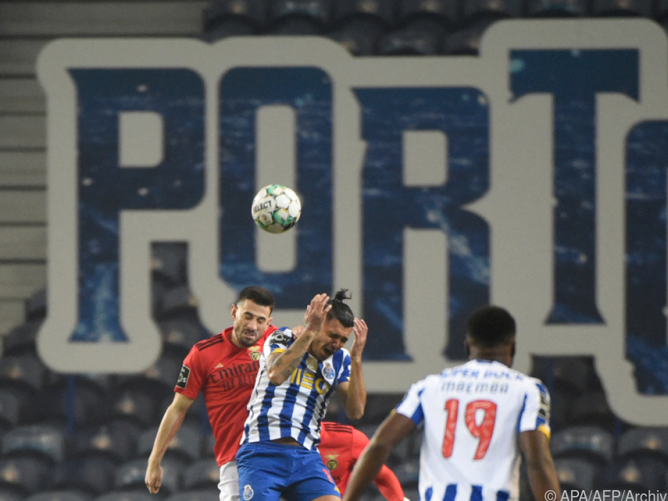 Dragao-Stadion in Porto Schauplatz für Champions-League-Finale