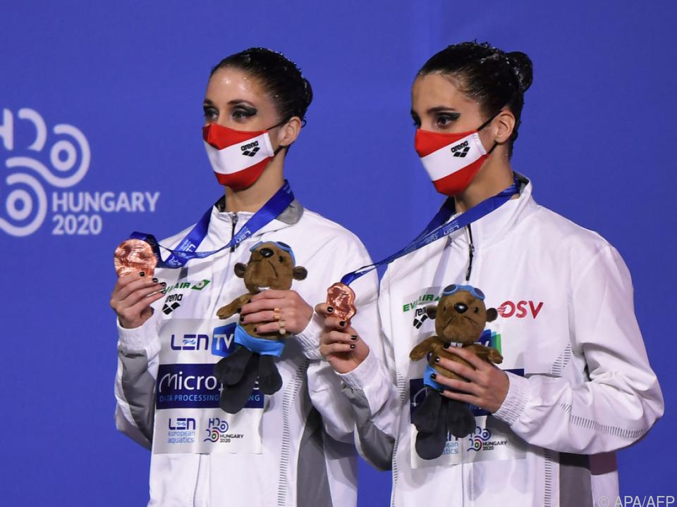 EM-Bronzemedaille für die Alexandri-Schwestern