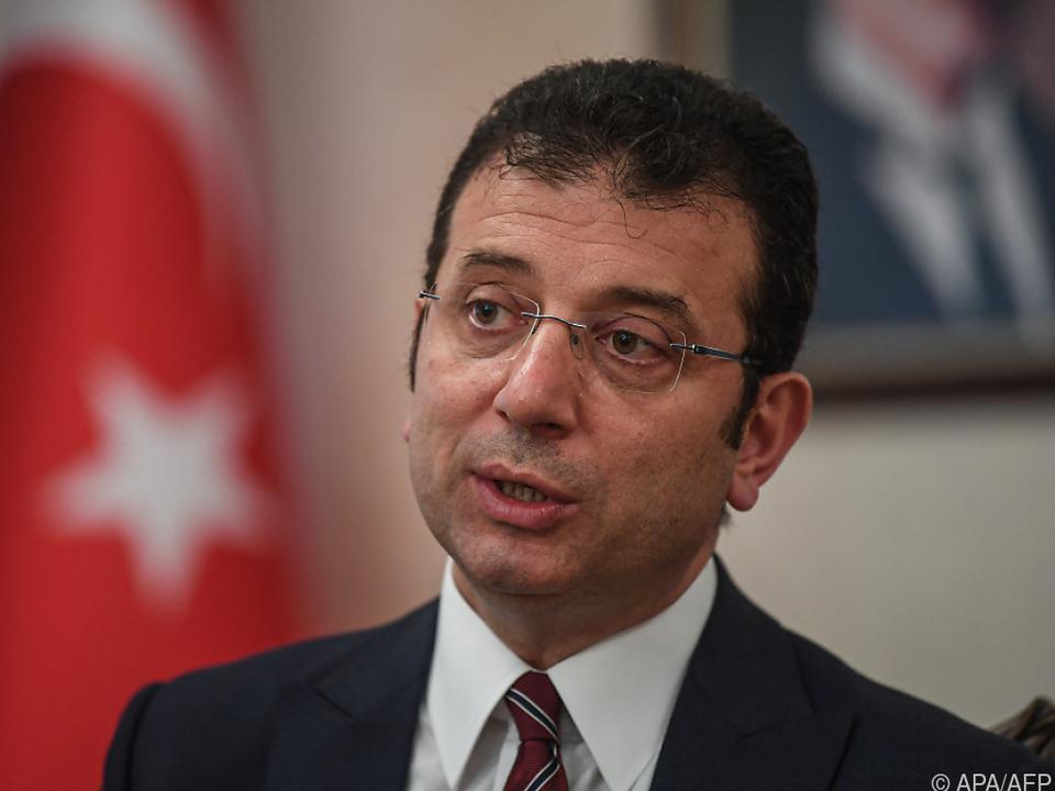 Erdogan-Widersacher Imamoglu im Visier der Justiz